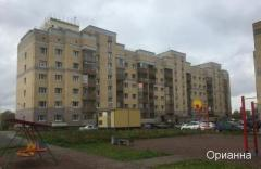 1к кв., Лен.обл.,Кировский р-н,г.Отрадное, Никольское шоссе 2